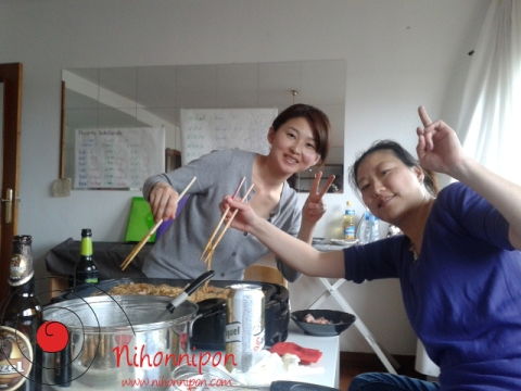 Mayumi y Chie